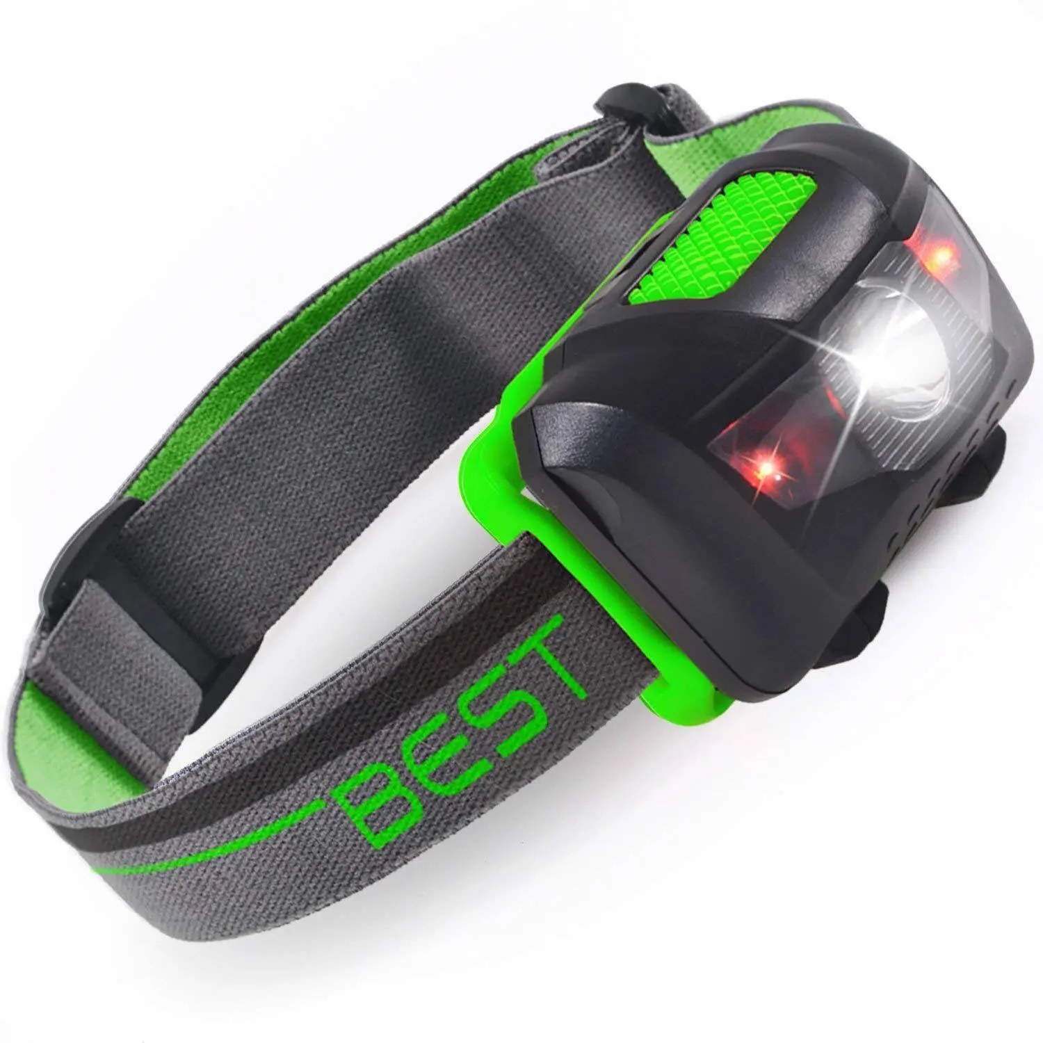 Best 4-Modes 120 Waterproof Headlamp