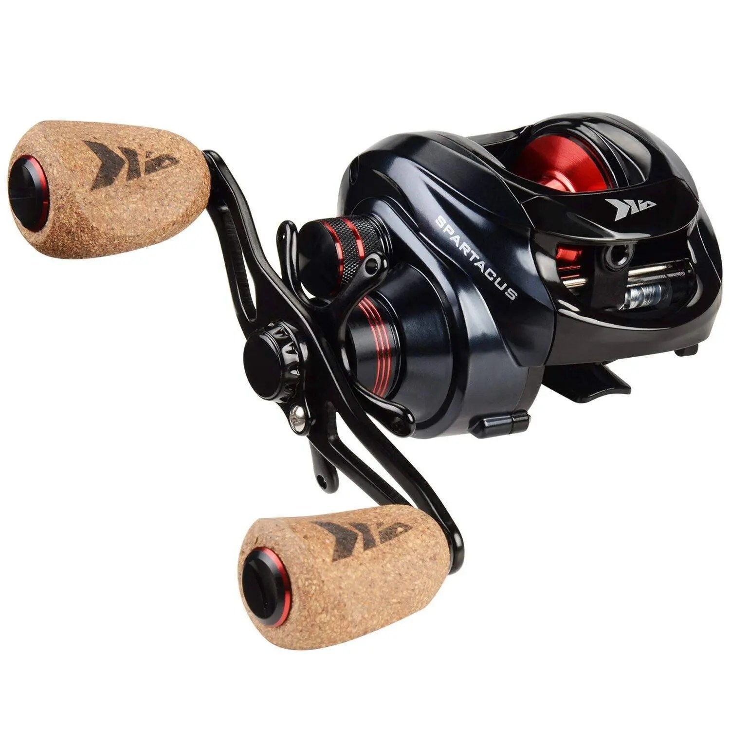 KastKing Spartacus Plus Baitcasting Fishing Reel Ultra Smooth