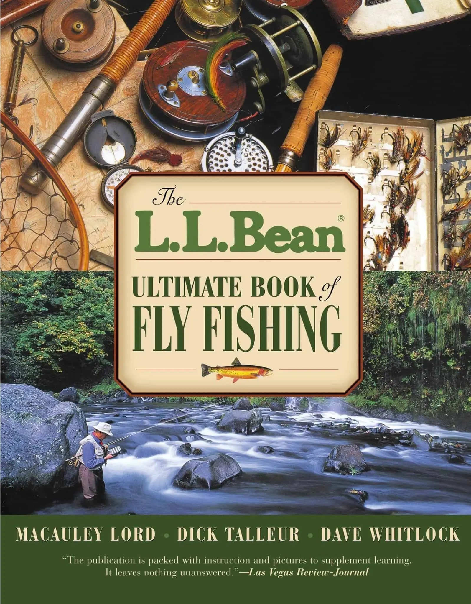L.L. Bean Ultimate Book of Fly Fishing