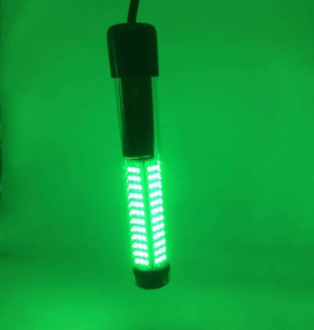 Samdo IP68 12V LED Underwater Fishing Light Lamp