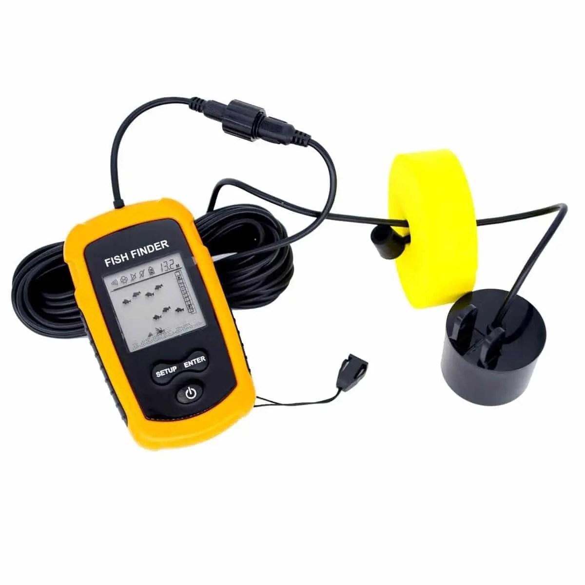Venterior VT-FF001 Portable Fish Finder,