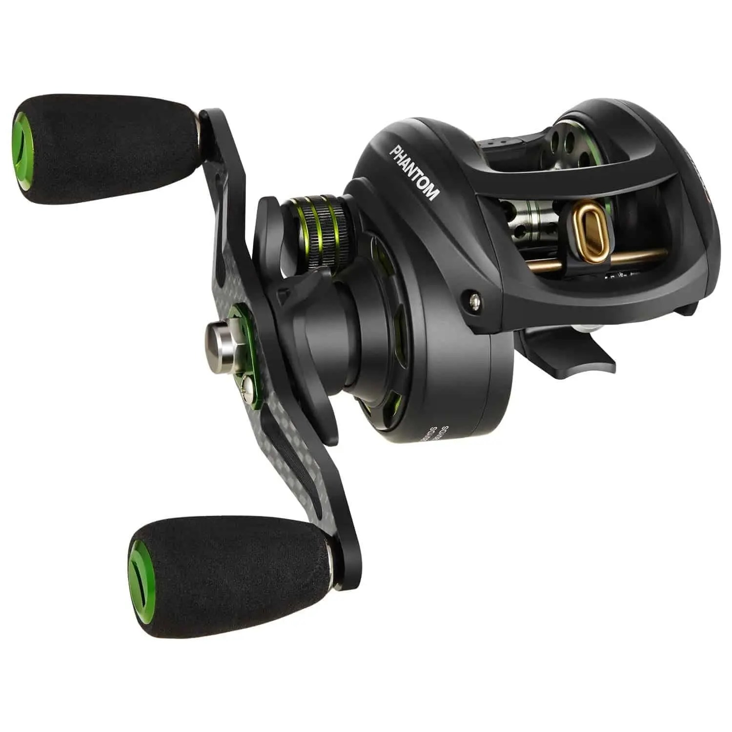 Piscifun New Phantom Carbon Baitcasting Reel