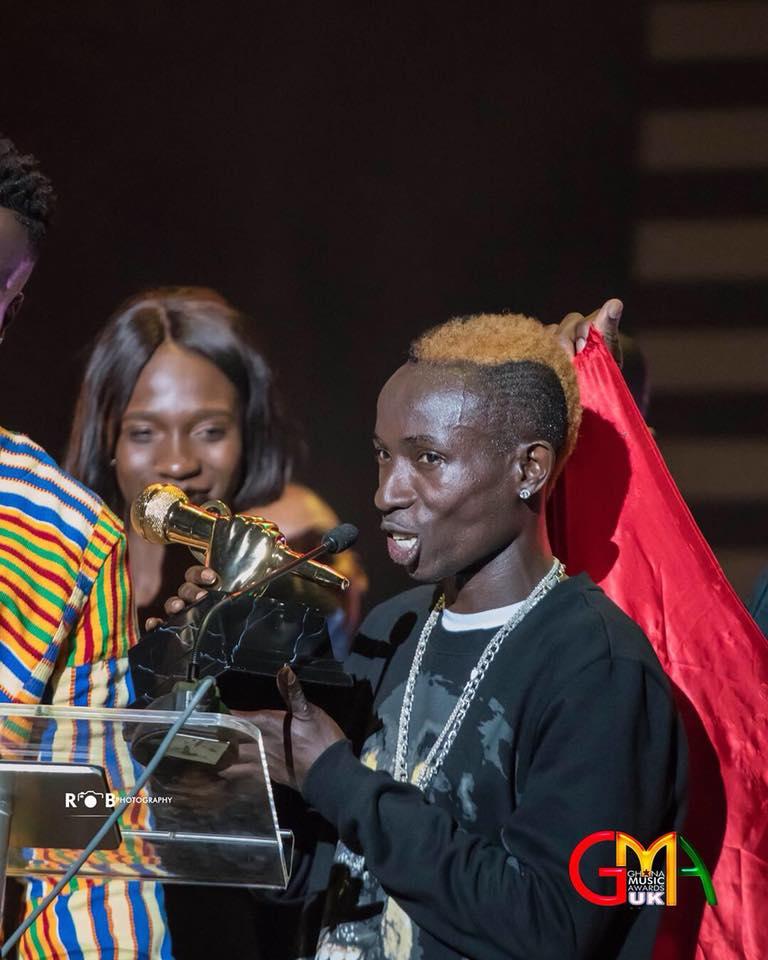 Image result for List of winners at the 2018 Ghana Music Awards UK