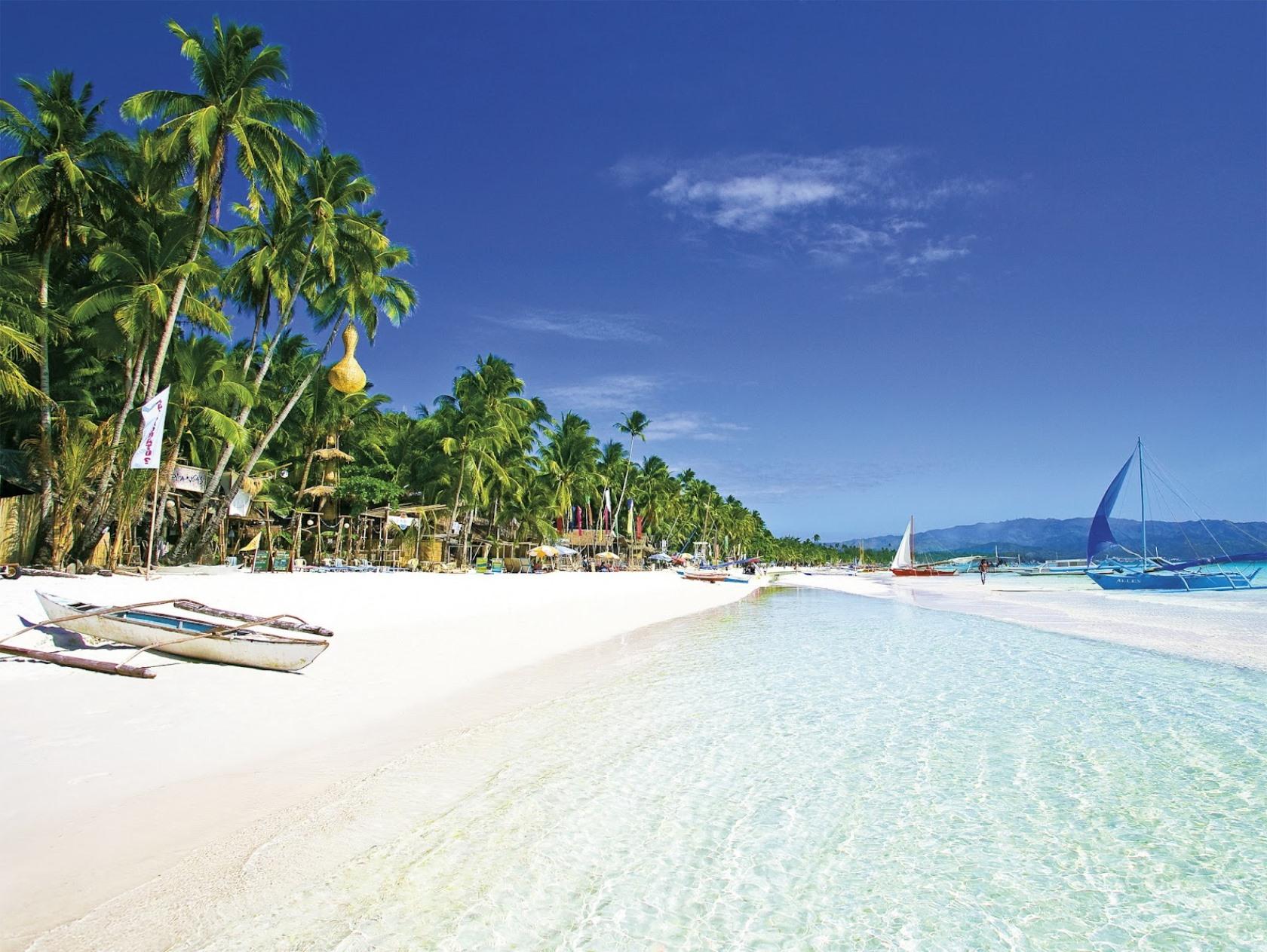 Boracay White Sand