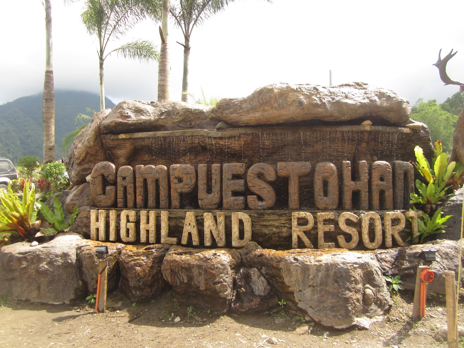 campuestohan highland resort bacolod city attracttour