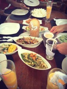 Bantayan Island food