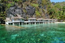 El Nido Palawan Island Philippines Resorts