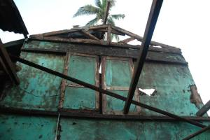 House Damage from Typhoon Yolanda 26