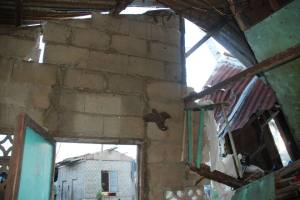 House Damage from Typhoon Yolanda 29