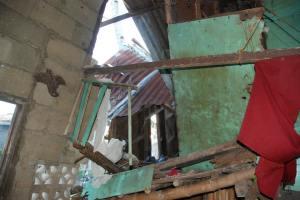 House Damage from Typhoon Yolanda 30