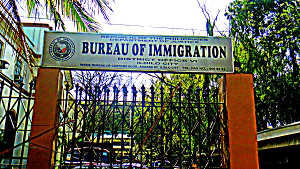 Bureau En Immigration : Bureau of immigration issued lookout order against deniece