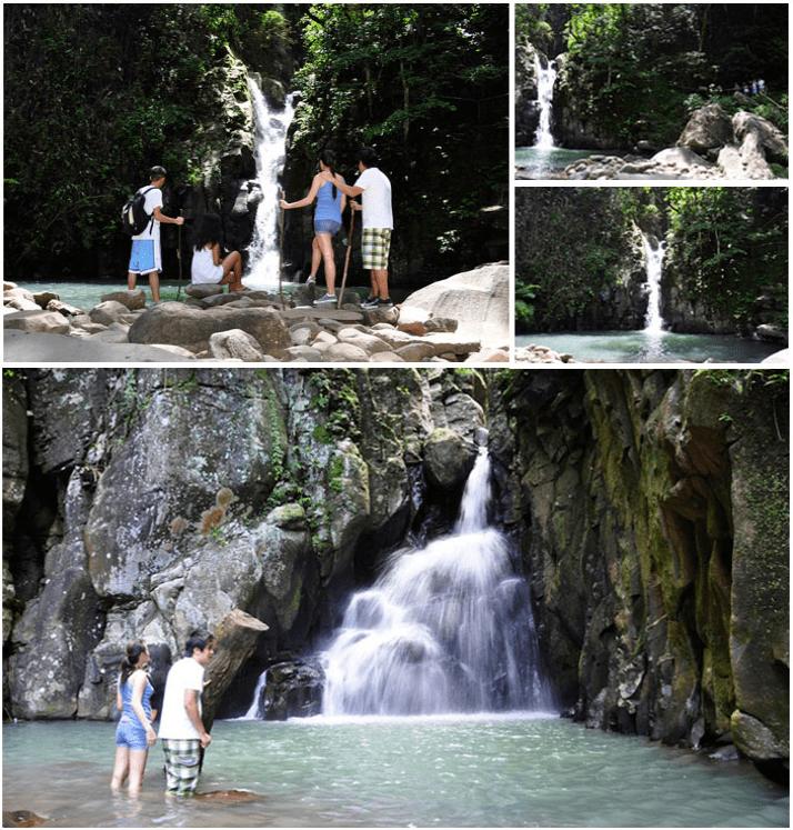 Mabukal Water Falls