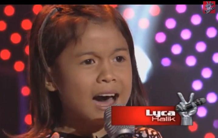 Congratulations Lyca Gairanod Grand Winner of the Voice