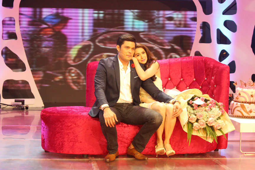 At Last! Dingdong Dantes Marriage Proposal to Marian ...