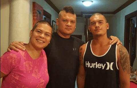 Duterte Family