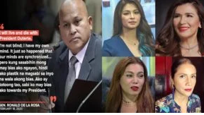 Senator Bato Dela Rosa Lambasted for Downgrading the ABS-CBN Workers