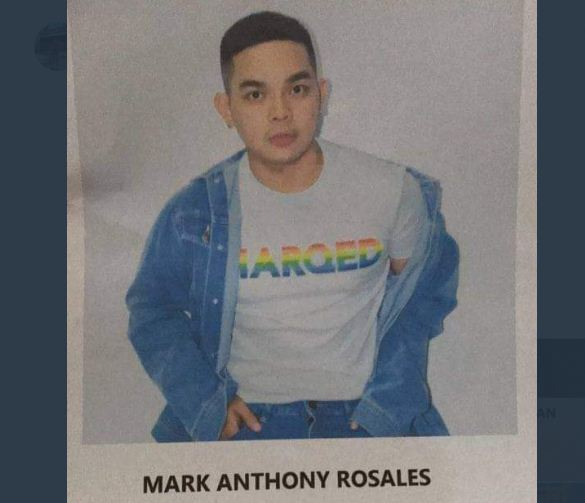 Mark Anthony Rosales one of the Alleged Suspect of Christine Dacera's Death  - Attracttour
