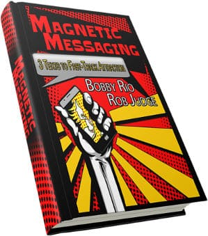 magnetic-messaging book