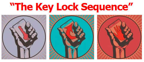 the keylock sequence image
