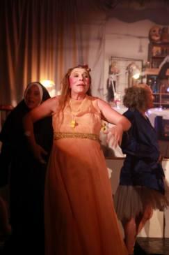Barbara Kilian, Cabaret d'la Pension