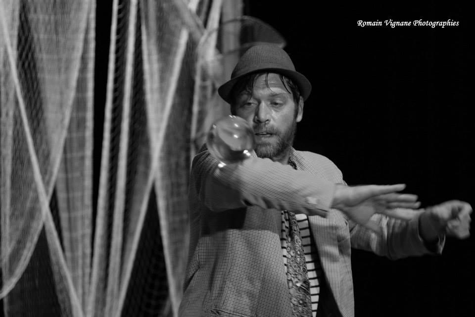 jongleur contact, gaël lefloch