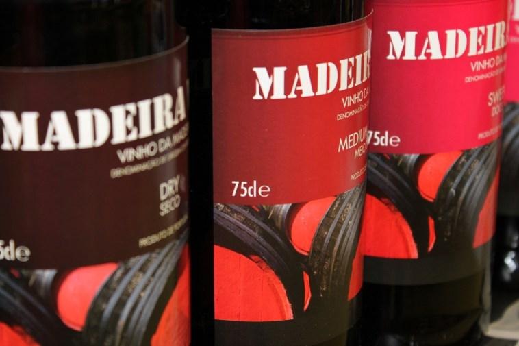 Madeira starkvin
