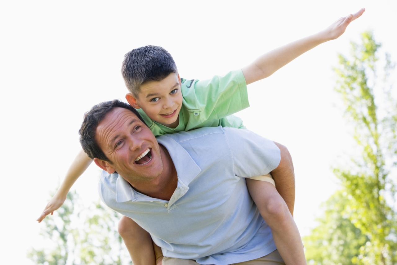 Upoznavanje djevojke s problemima s ocem