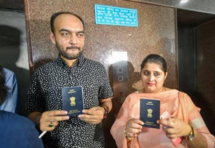 तन्वी सेठ के पासपोर्ट के अनसुलझे पहलु