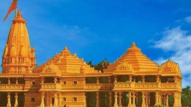 अयोध्या में राम मंदिर निर्माण - चुनाव 2019