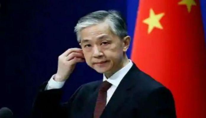 अवैध रूप से बनाए गए केंद्र शासित लद्दाख को नहीं देते मान्यता - चीन