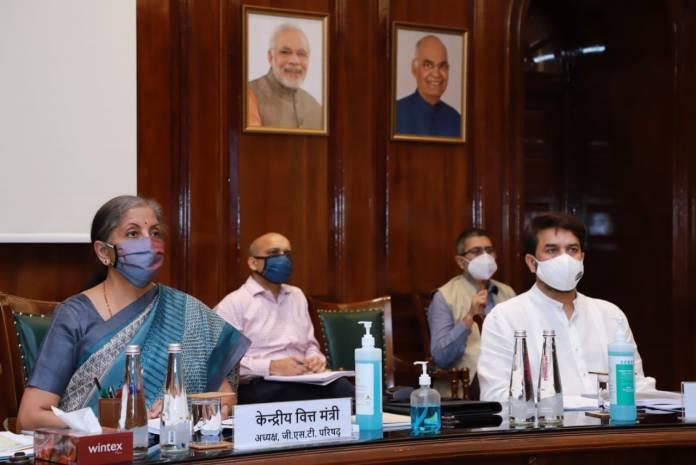 निर्मला सीतारमण आज 42 वीं GST परिषद की बैठक की अध्यक्षता करेंगी