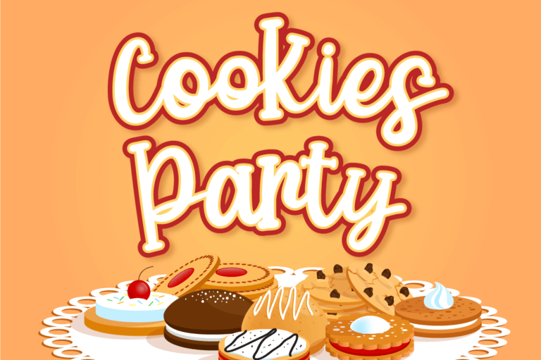 Cookies Party - Quirky Font