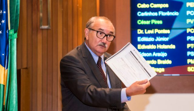 César Pires alerta que uso de recursos do Funben pode prejudicar servidores