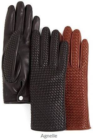 Wardrobe Staple Leather Gloves A Tuesday In April