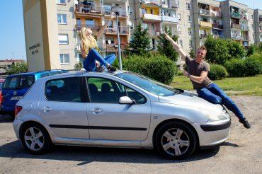 Etramping Europe road trip