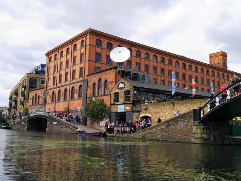Camden London Market