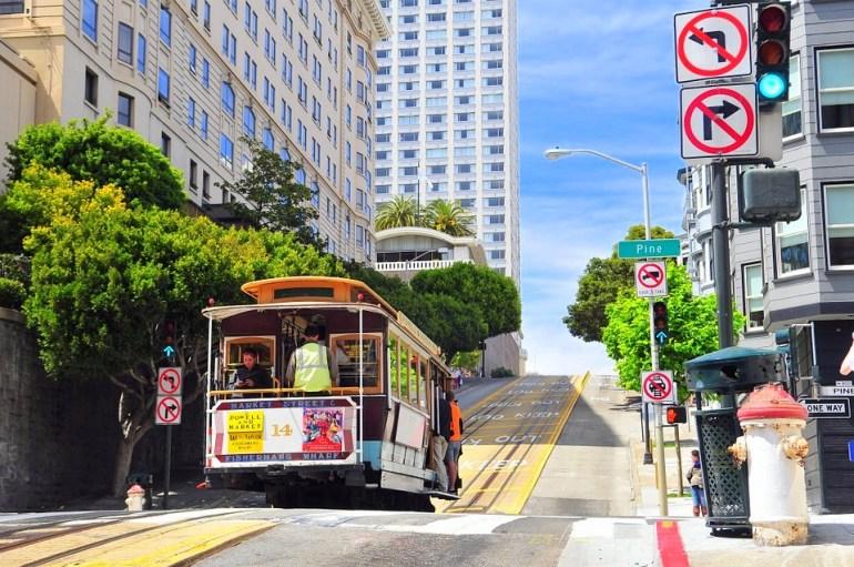 San Francisco Urban Street