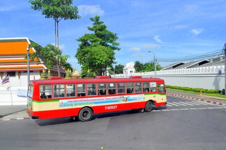 Thailand bus