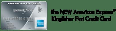 American Express Kingfisher Credit Card