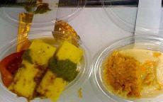 Food on Virgin Atlantic