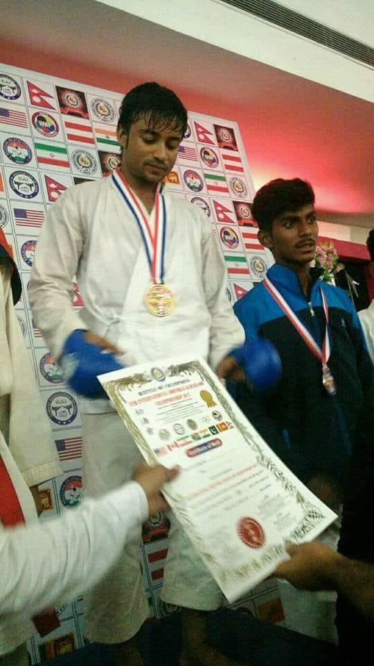बिहार के कुंदन भाग लेंगे ताइक्वांडो विश्व चैंपियनशिप प्रतियोगिता में