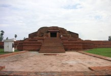 ruins of vikramshila university