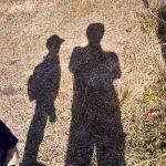 子供と二人で、西山ピクニック緑地に行ってきた。