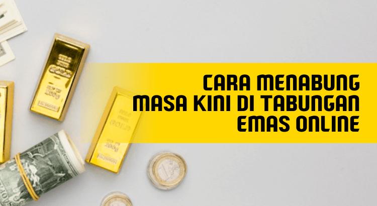 menabung emas online