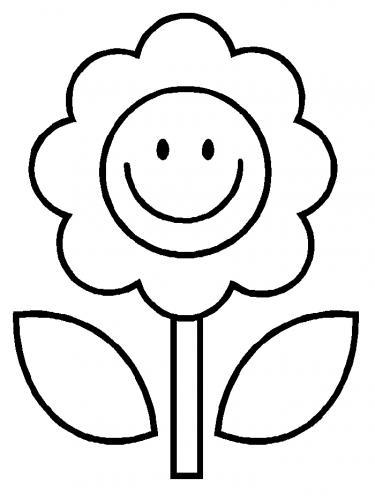 Fiore Disegni Per Bambini : fiore, disegni, bambini, Fiori, Colorare:, Immagini, Stampare, Colorare, Tutto, Donna