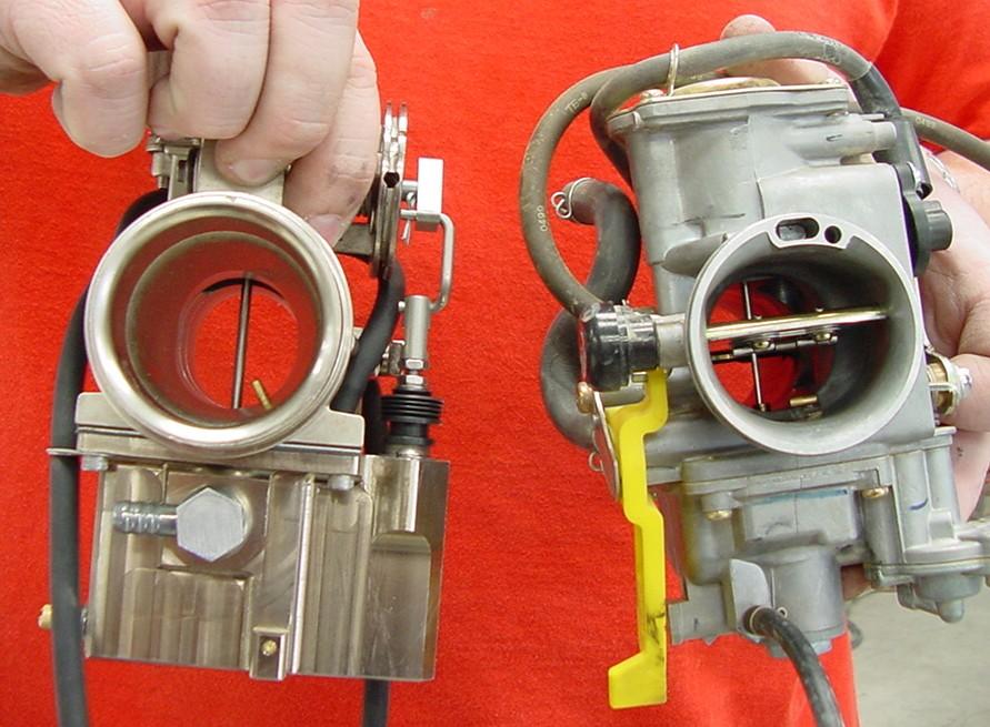 edelbrock quicksilver carburetor diagram honda wave 110 wiring qwik silver atvconnection com