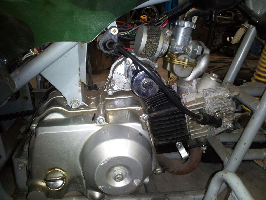 110 Volt Schematic Wiring Help Indentify This 107cc Quad Then We Ll Fix The No