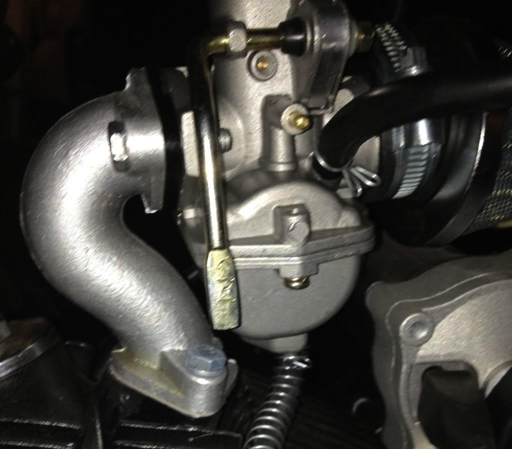 need help with qiye 11 coolster 125cc