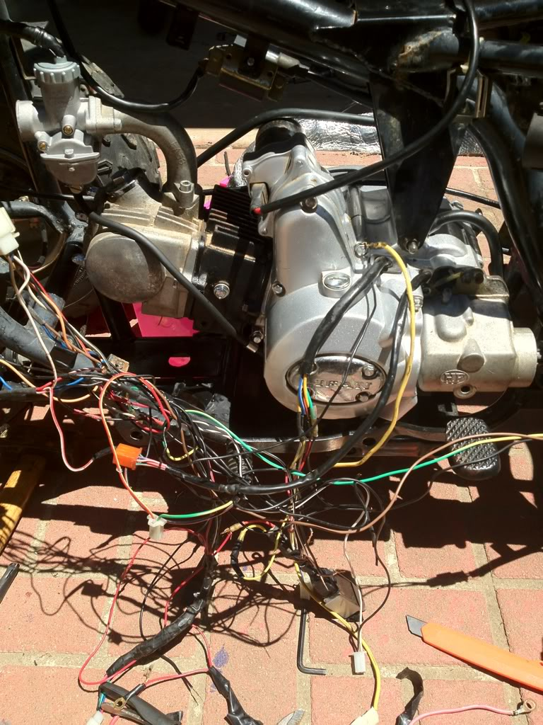 Wire Cdi Box Wiring Diagram As Well Chinese Quad 110cc Atv Wiring