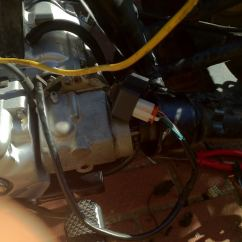 Power Wheels 6v Wiring Diagram 1987 Chevy Truck 110cc 4 Wheeler Tpatv507 Atv Engine